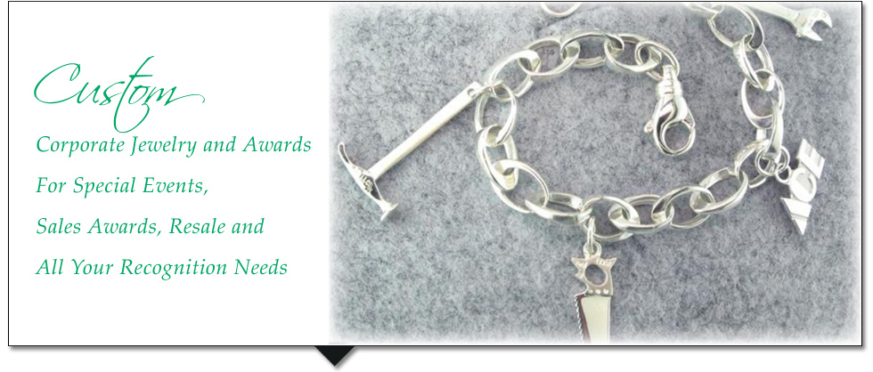 Custom Corporate Jewelry and Awards